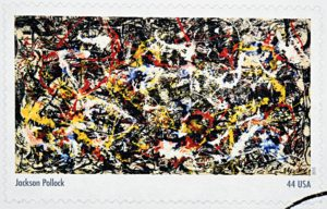 Abstract Expressionisme kunst Jackson Pollock