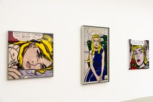 Pop Art kunst - Roy Lichtenstein - Roy Fox - Artleader.com