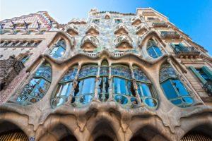 Art Nouveau - Jugendstill Gaudí Barcelona