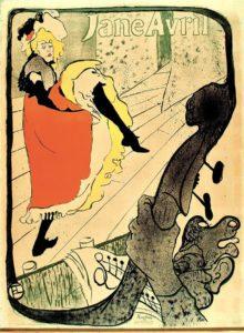 Art Nouveau - Jugendstil - Henri Toulouse-Lautrec 2